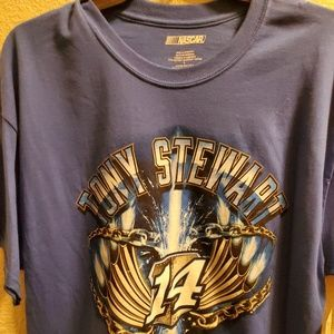 Tony stewart #14 racing tshirt